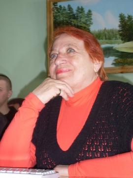 Русецкая Алла Ивановна - Татьяна Александровна Ващенко