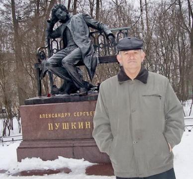 я - Владимир Николаевич Моисеев