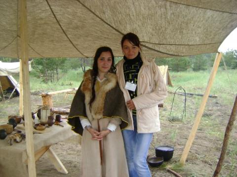 Древняя русская женщина и я - Елена Георгиевна Степанова