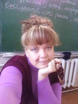 Портрет - Светлана Николаевна Криволапва