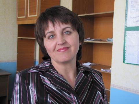 Портрет - Анжелика Степановна Копылова