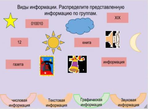 Рабочий лист по информатике - Юлия Геннадьевна Караваева