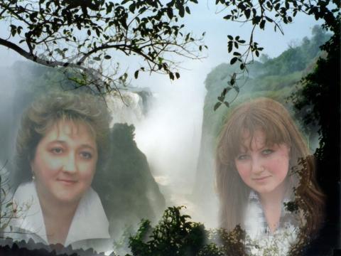 Я и дочь моя - Наталья Кузьминична Щур