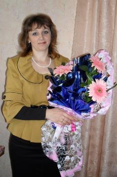 Портрет - Марина Анатольевна Светличная