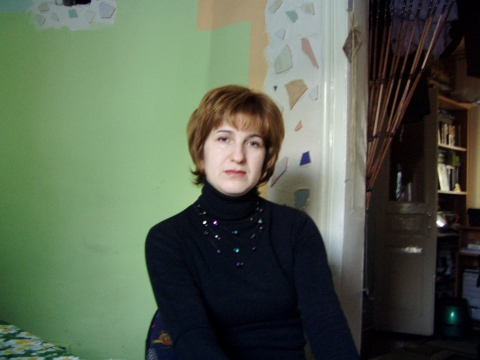 Портрет - Наталья Анатольевна Комарова