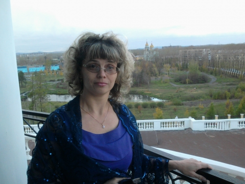 Портрет - Алена Геннадьевна Заварыкина