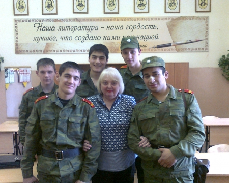 СКСВУ. Выпуск 2011 - Ирина Геннадьевна Гонобоблева
