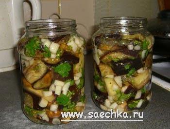 Рецепты из турши