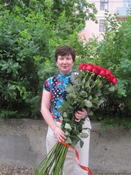 Портрет - Елена Николаевна Руссова
