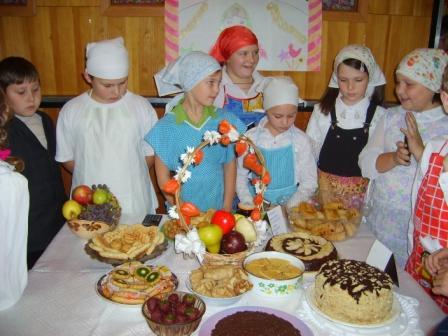 ярмарка - Тулиновская средняя общеобразовательная школа