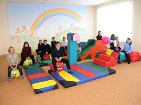 Игровая - Тулиновская средняя общеобразовательная школа
