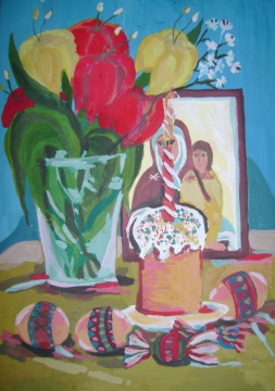 Воскресение-Христово - Татьяна Дмитриевна Лосева