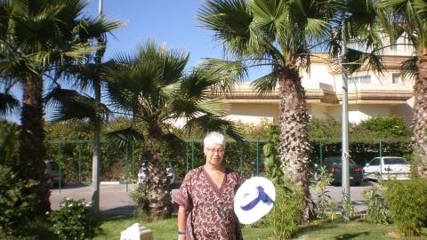 Тунис (первый день) - Елена Рудольфовна Крицкая
