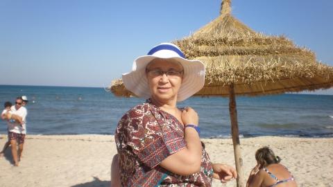 утро на пляже - Елена Рудольфовна Крицкая