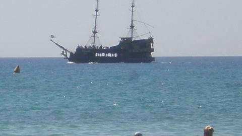 Пиратский корабль - Елена Рудольфовна Крицкая