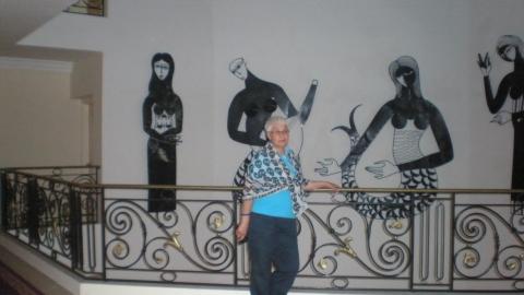 на нашем этаже - Елена Рудольфовна Крицкая