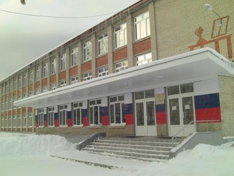 Без названия - Муниципальное общеобразовательное учреждение СОШ № 83