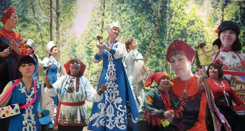 Хранители русских традиций
