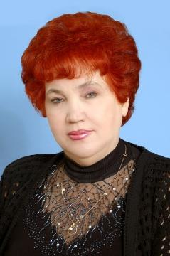 Портрет - Алла Степановна Гайдарова