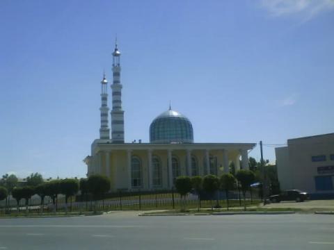 мечеть в Уральске - Светлана Мидхатовна Иргалиева