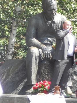 Песня о Родине у памятника В. М. Шукшину - Елена Александровна Глазина