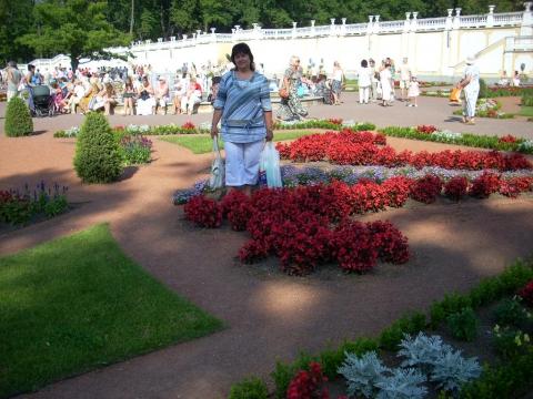 Парк `Кадриорг` - Ольга Вадимовна Иванова