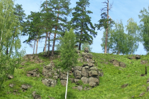 Природа Сибири - Нижнеудинский район - Анна Григорьевна Гудимова