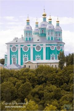 Свято-успенский собор - Елена Валентиновна Клюшина