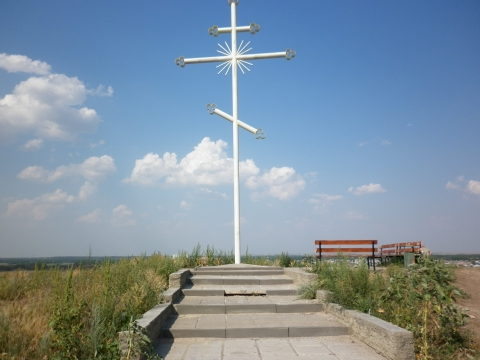 Охранный крест - Наталья Николаевна Глебова