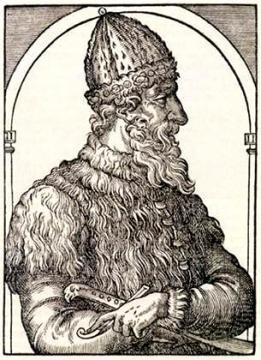По летописям известны два прозвища Ивана III , в крымской посольской книге за 1498 г. упомянуто еще  - Татьяна Викторовна Стукалюк