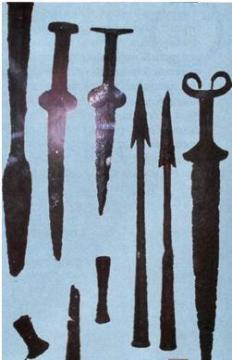 Какому древнему народу принадлежит это оружие? - Николай Анатольевич Игнатенко