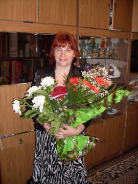 Портрет - Валентина Николаевна Баркалова