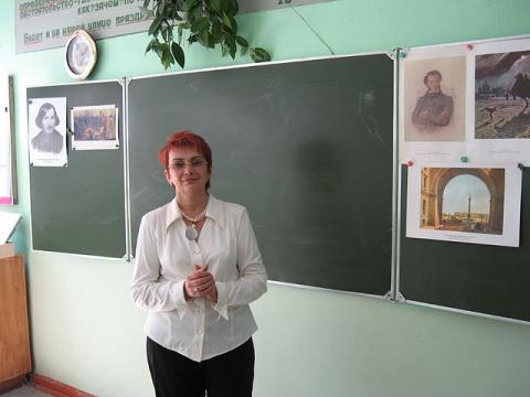 Портрет - Татьяна Михайловна Литвина