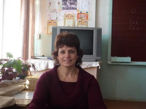Портрет - Ольга Матвеевна Сухарева