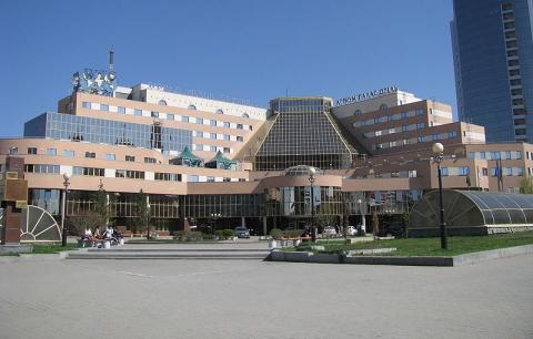 Международный отель `Атриум - Палас` - Марьяна Федоровна Рженичева