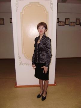 Портрет - Зульфия Магсумовна Гараева