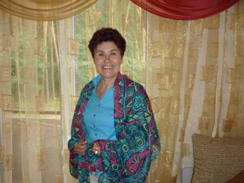 Портрет - Валентина Михайловна Жаворонкова