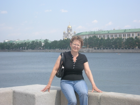 В Екатеринбурге - Нина Анатольевна Шмакова