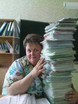 Портрет - Светлана Сергеевна Петухова