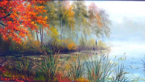 Осень в Фёдоровском - Татьяна ТЕОдоровна Гридина