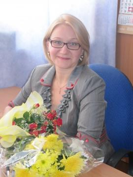 Портрет - Ольга Аркадьевна Елгина