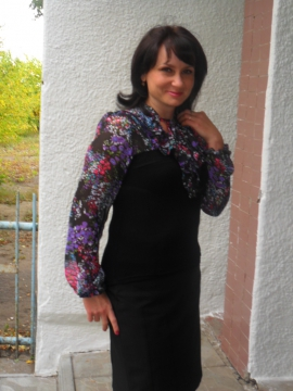 Портрет - Оксана Васильевна Кривошеева