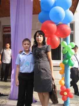 И снова в школу... - Елена Робертовна А нисимова