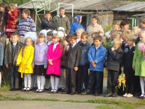 Второклассники - Муниципальное образовательное учреждение Северокоммунарская средняя общеобразовательная школа