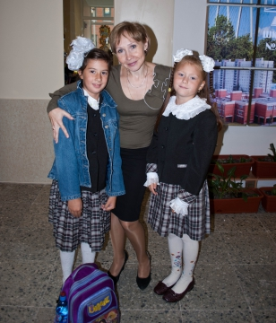 Саша Таня и Светлана Владимировна - Елена Олеговна Мельникова