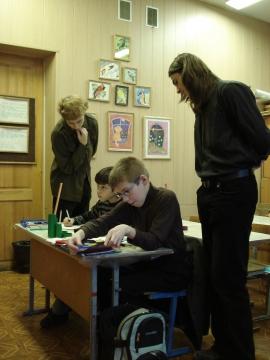 11 класс  - Алёна Александровна Соломатина