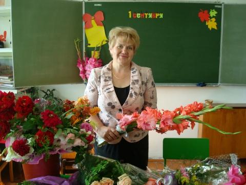 Портрет - Ольга Сергеевна Теплоухова