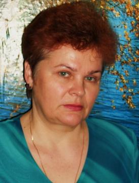 Портрет - Надежда Германовна Смелова