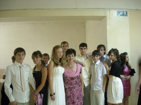 Выпускной 2010г. - Наталья Александровна Федорова