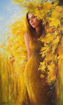 Женщина - осень - Ирина Владимировна Латыпова